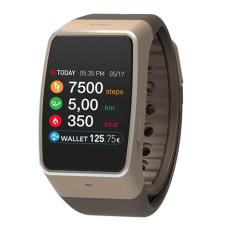 MyKronoz Smartwatch ZeWatch4 Gold/brown